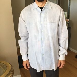 ZegnaSport mens button up